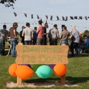 Opening Speeltuin De Donk