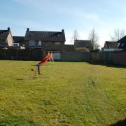 Nieuwe speeltuin Laagveld