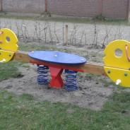Nieuwe speeltuin Bgm. Ottowstraat