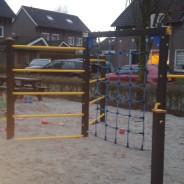 Nieuwe speeltuin De Eiken
